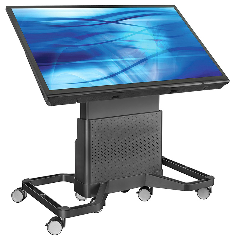 DynamiQ Touch Panel Cart
