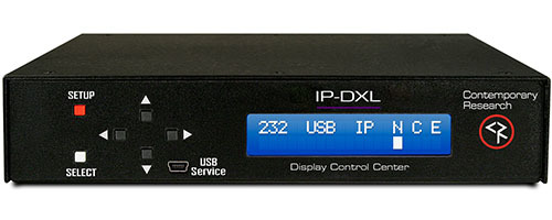 IP-DXL Display Control Center