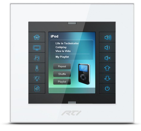 KX2 In-Wall Keypad