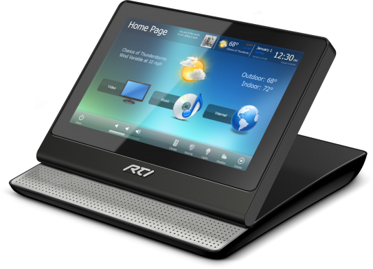 CX7 Touchpanel